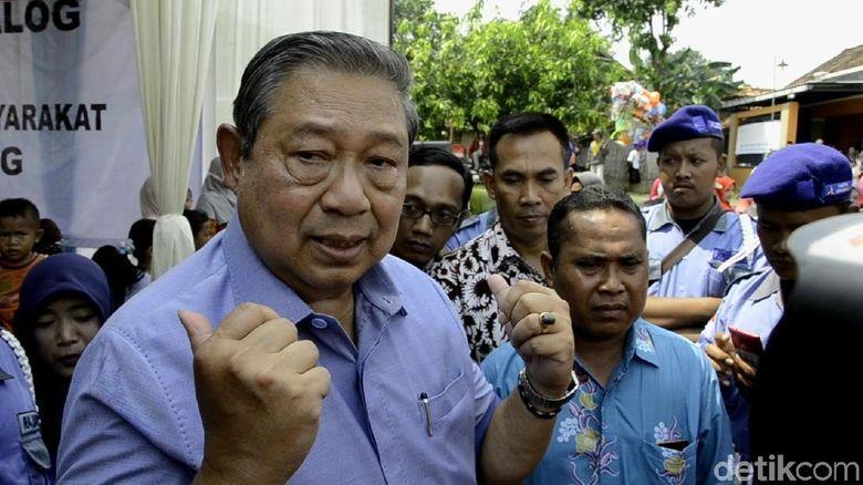 SBY Tentukan Pilihan Capres 4 Minggu Lagi