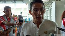 Sandiaga Targetkan LRT Beroperasi Juli Sebelum Asian Games