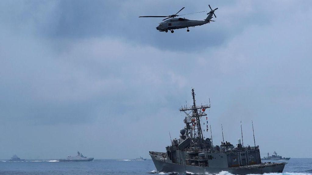 4 Negara Latihan Perang Bersama untuk Antisipasi China