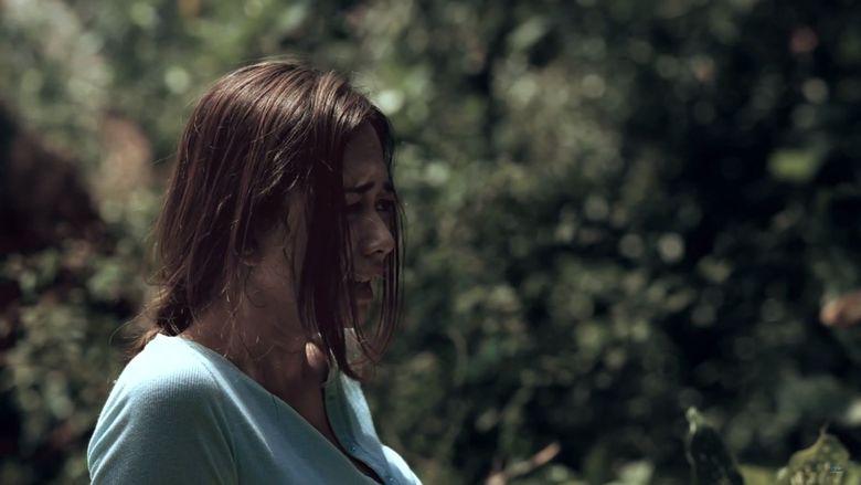 Ini kali pertama Aura Kasih tampil dalam film bergenre horor. (Dok. Istimewa)