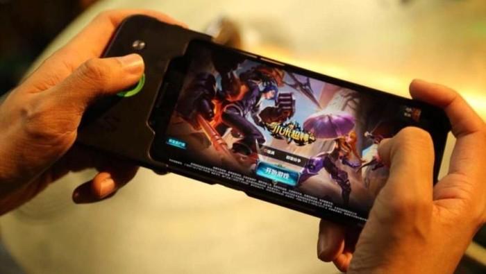 Muncul bocoran yang menampilkan ponsel gaming Xiaomi ini, yaitu Black Shark. Foto: Dok. Xiaomi Gaming