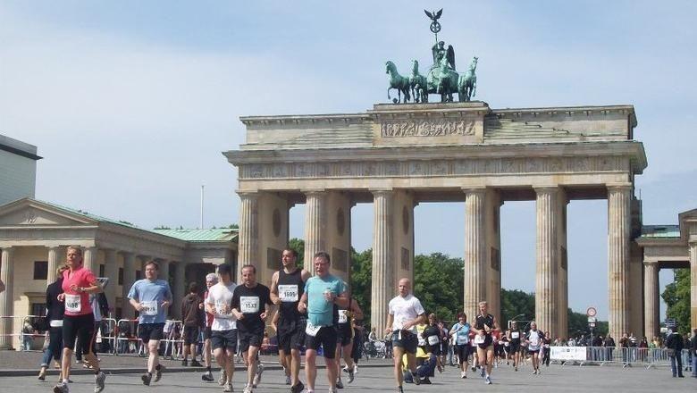 Monumen Brandenburg Gate di Berlin, Jerman (Fitraya/detikTravel)
