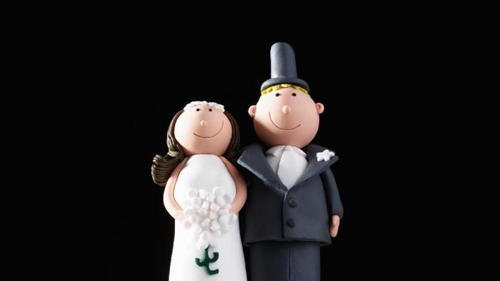 Ilustrasi perkawinan anak yang harus segera dihentikan. Foto: Thinkstock