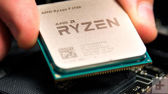 AMD Ryzen Generasi 2