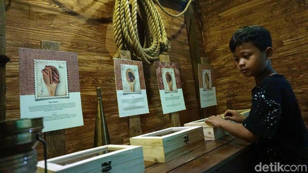 Mengenal Jalur Rempah Kerajaan Sriwijaya