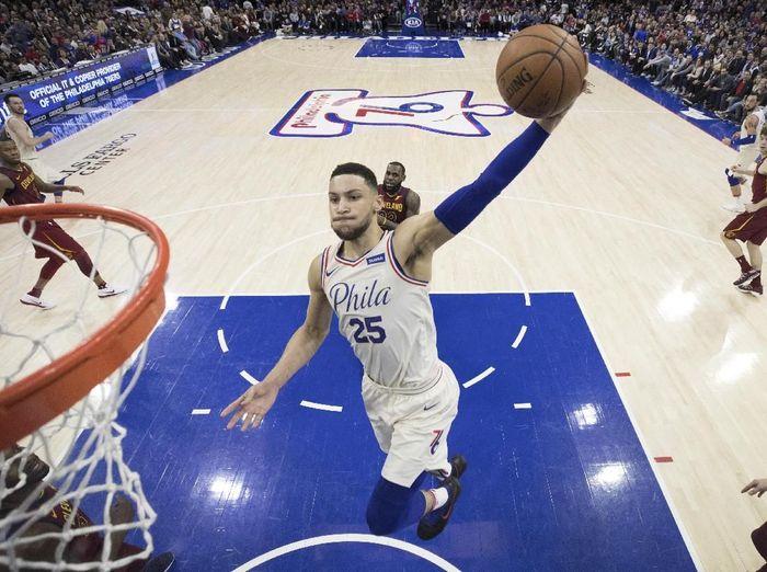 Fakta-fakta menarik dari Playoff NBA 2018 (Mitchell Leff/Getty Images)