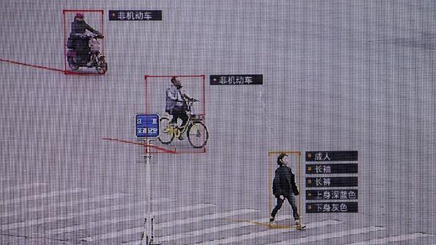 Ciduk Turis Nakal, China Gunakan Teknologi Pengenalan Wajah