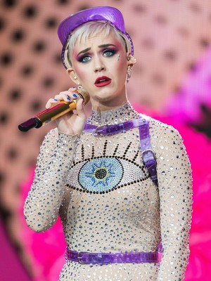 Mundur dari Musik, Katy Perry Merasa Tak Jadi Dirinya Sendiri