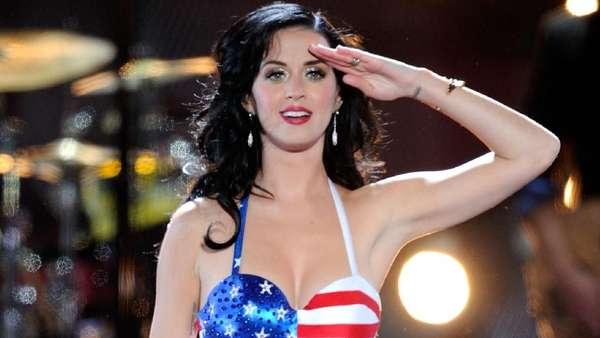 Pemanasan Sebelum Konser Katy Perry di Jakarta