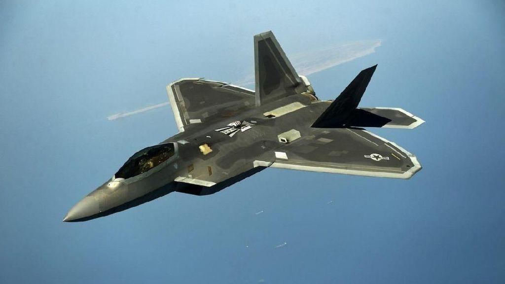 Pilot Pesawat Tempur AS Bakal Latihan Dog Fight Secara Virtual