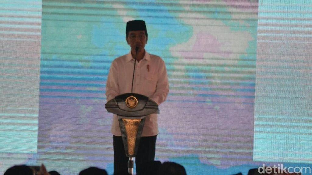 Misteri Isi Pertemuan Jokowi-PKS