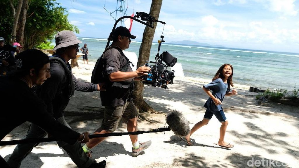 Syuting Kulari ke Pantai Rampung di Banyuwangi, Ini Kata Sutradara