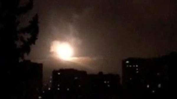 Bombardir AS dan Sekutu yang Diklaim Balasan Kejahatan Suriah