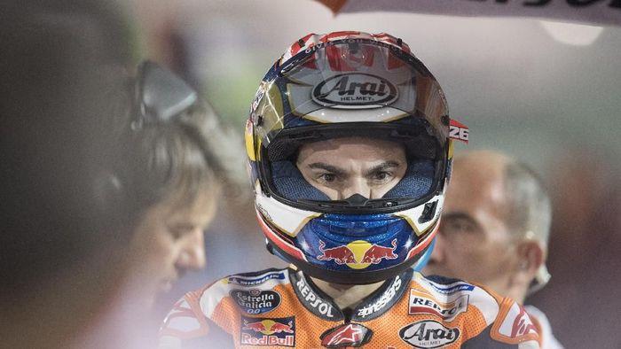 Dani Pedrosa fokus pemulihan cedera pergelangan tangan. (Foto: Mirco Lazzari gp/Getty Images)