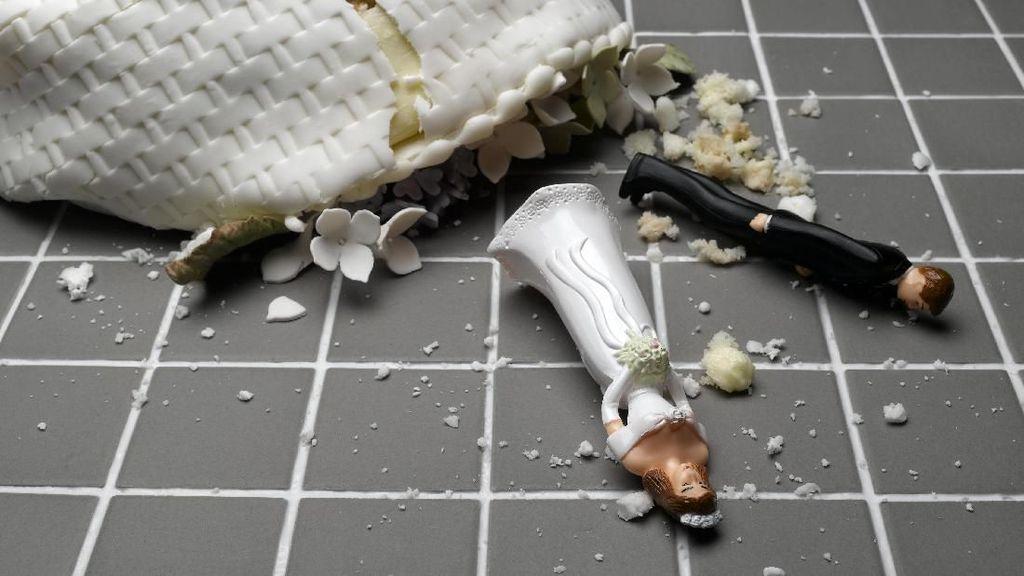 Kisah Viral Pengantin Bacakan Chat Pasangan yang Selingkuh Saat Pernikahan