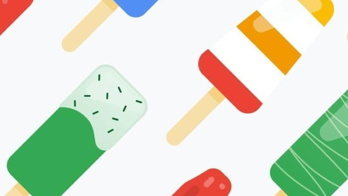 Foto: Android P di Google I/O