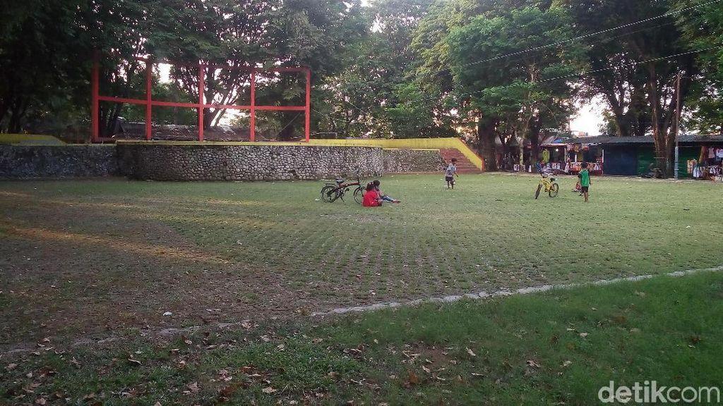 Foto: Ini Lokasi Tari Erotis di Pantai Kartini Jepara