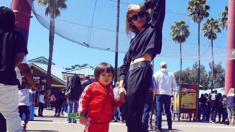 Jedar belum lama ini meninggalkan Indonesia. Untuk sementara ia tinggal di AS bersama kakaknya. Foto: dok Instagram