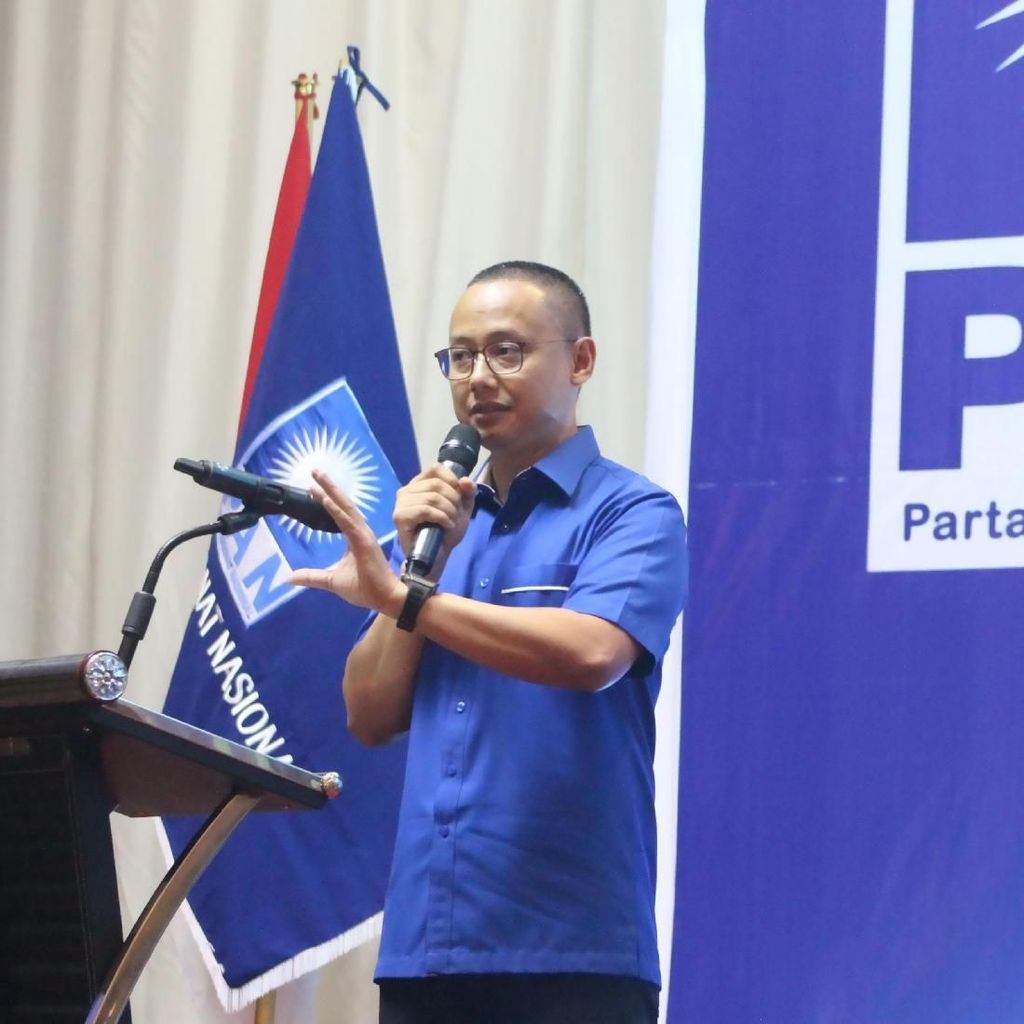 Lilik Jalan Kaki Yogya-Jakarta Gantikan Amien Rais, Ini Kata PAN