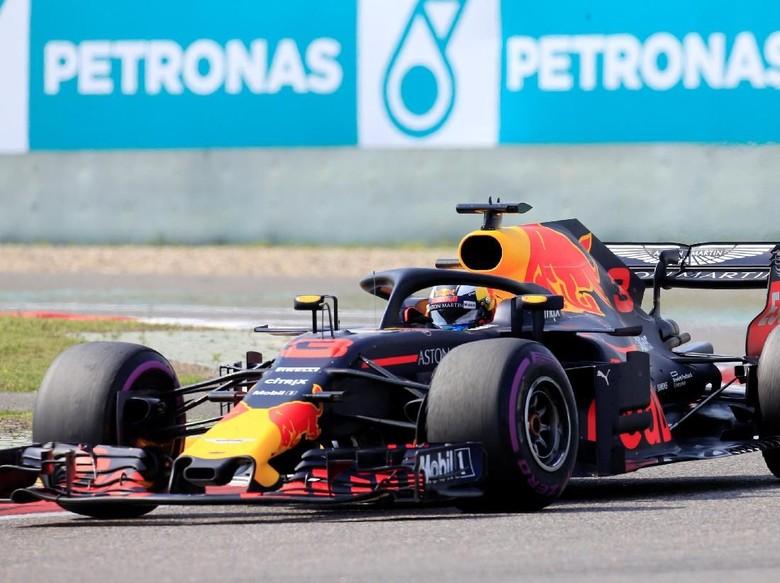 Hasil F1 GP China