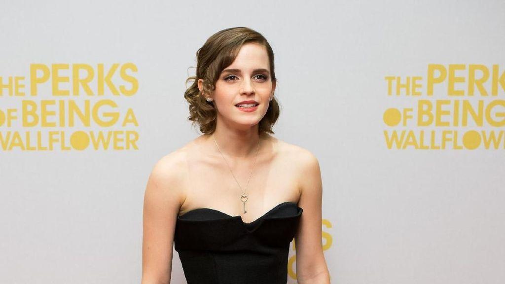 Emma Watson Dirumorkan Pensiun dari Dunia Hiburan, Ini Faktanya