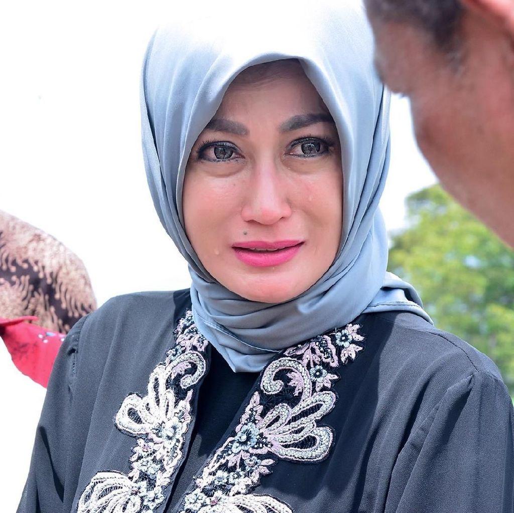 Ditahan di Polda, Sisca Dewi Bicara Keretakan Rumah Tangga