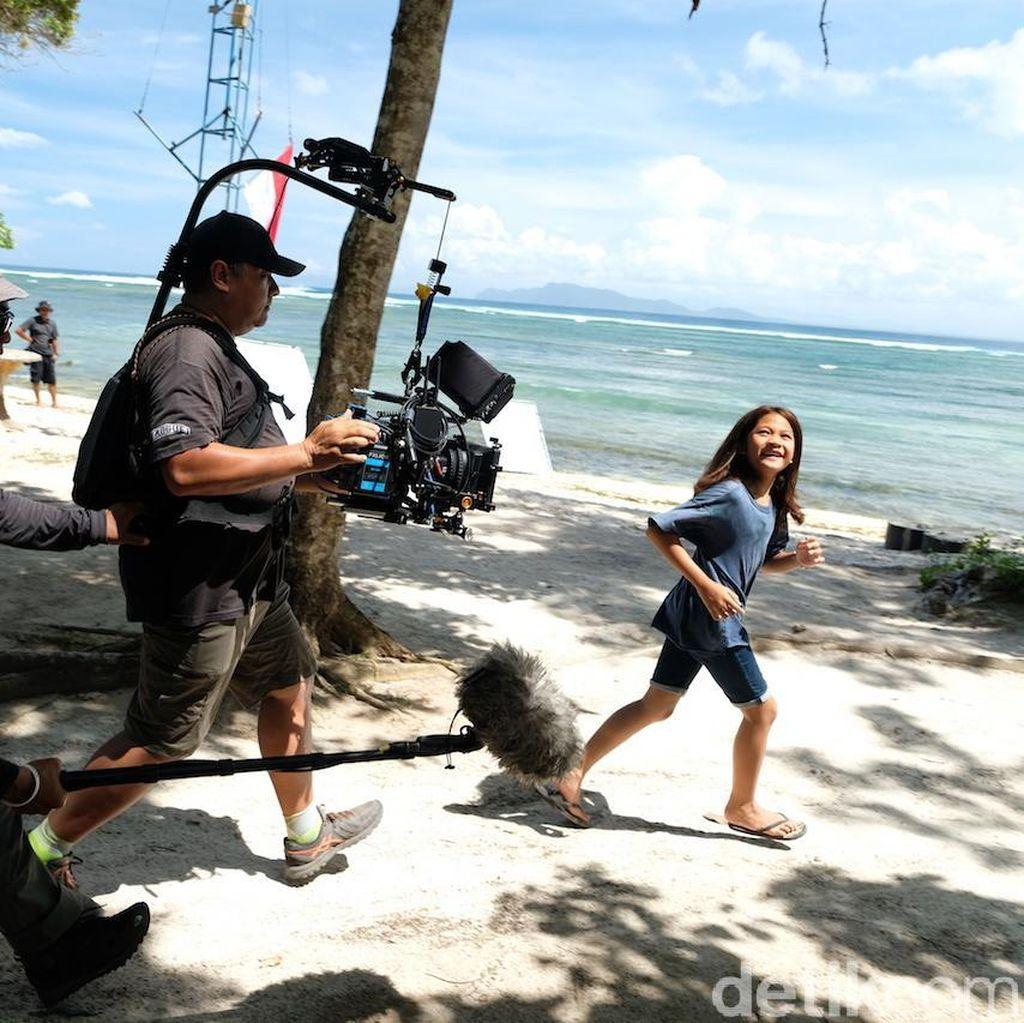 Maisha Kanna Bangga Melihat Aktingnya di Kulari ke Pantai