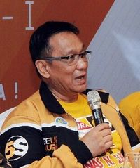 Ketua DPP Hanura Inas Nasrullah.