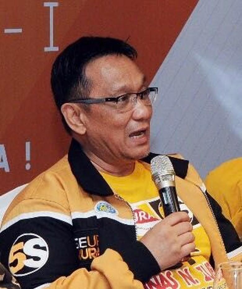 Hanura Tepis PD soal Kuping Jokowi Lebih Tipis Dibanding SBY