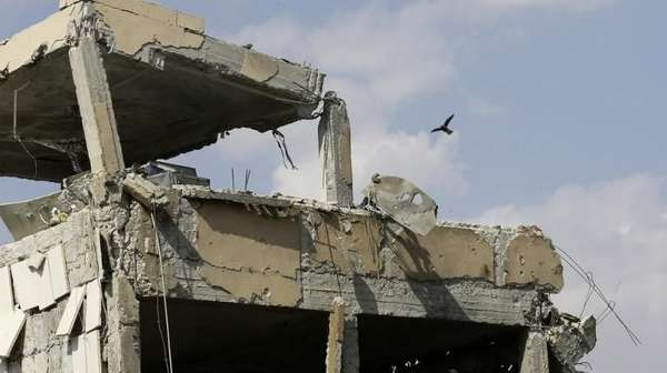 AS Ancam Kembali Bombardir Suriah Bila Ada Serangan Kimia Lagi