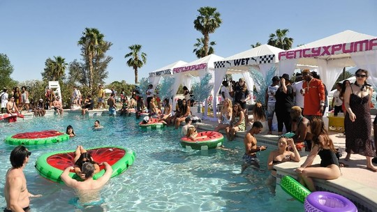 Deretan Bintang Hadir di Coachella