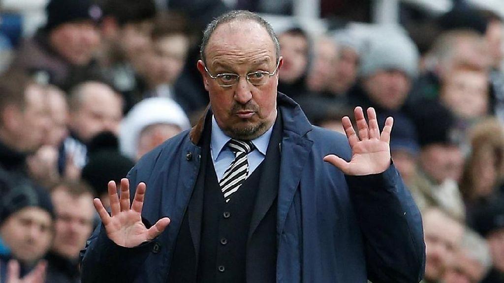 Benitez Optimistis Newcastle Akan Kalahkan Arsenal