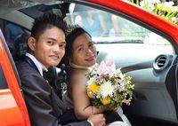 Cinta sejati tak memandang fisik. Pasangan yang viral ini menjadi buktinya.