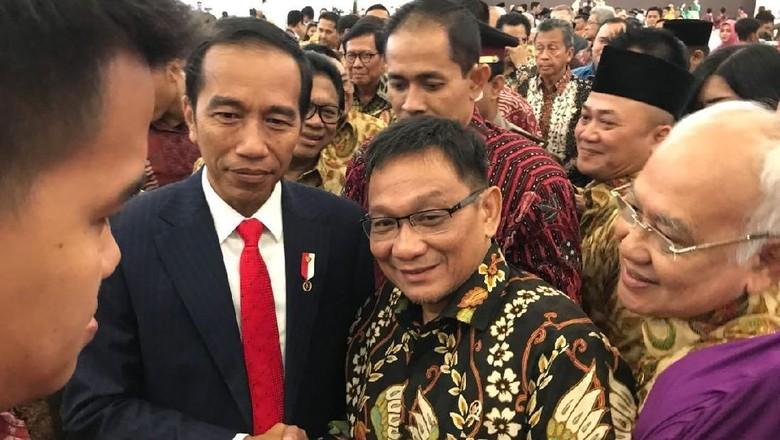Fadli Minta Jokowi Tak Sebar Hoax RUU Terorisme, Hanura: Ngoceh Mulu