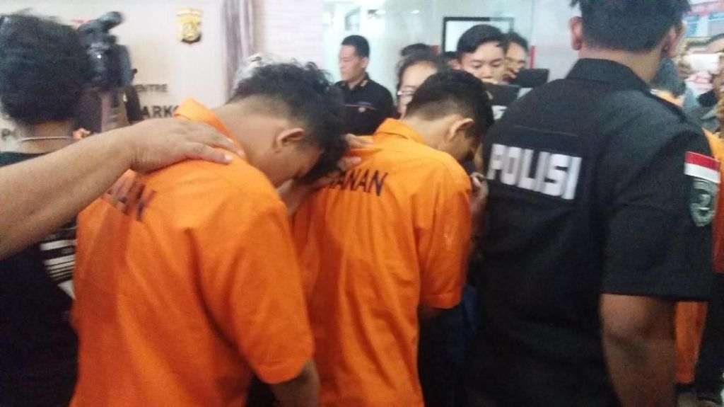 Polisi Tangkap Penyuplai Narkoba Riza Shahab dan Reza Alatas