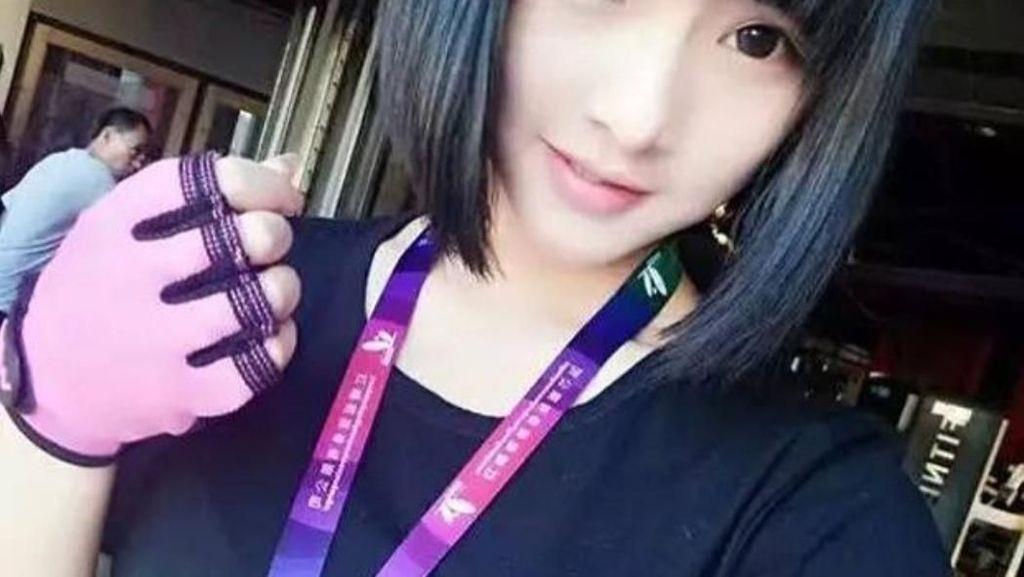 Foto: Olahraganya Gao Qian, Wanita Pemilik Bokong Terindah di China