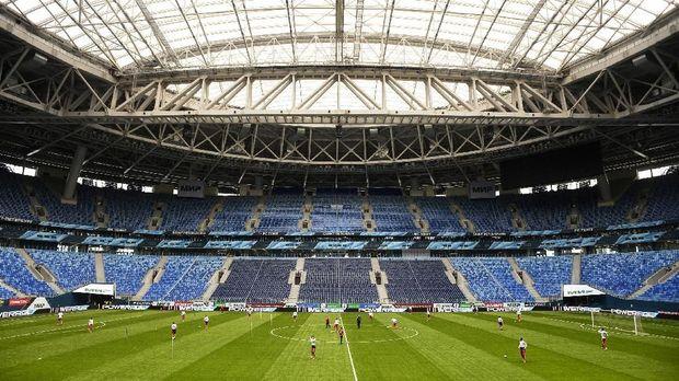 Stadion St. Petersburg bisa jadi venue menggelar duel Khabib Nurmagomedov berikutnya.