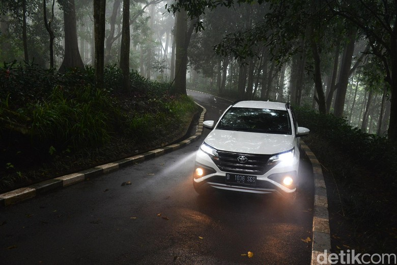 Toyota Rush. Foto: Toyota Astra Motor