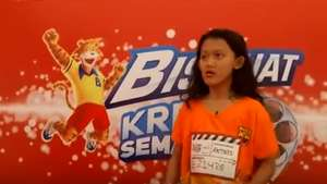Presenter Cantik Bianca Liza