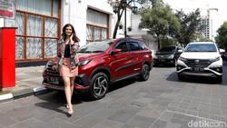 Tes Tabrakan, Toyota Rush Diganjar Lima Bintang
