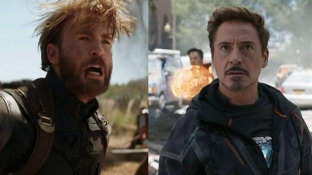 Captain Amerika dan Iron Man bakal tewas