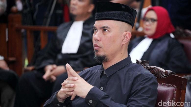 Jaksa Minta Hakim Tolak Eksepsi Ahmad Dhani