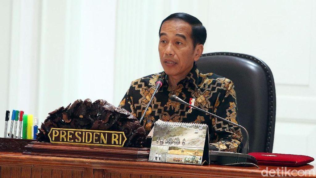 Jokowi: RUU Migas Harus Mampu Dorong Produksi
