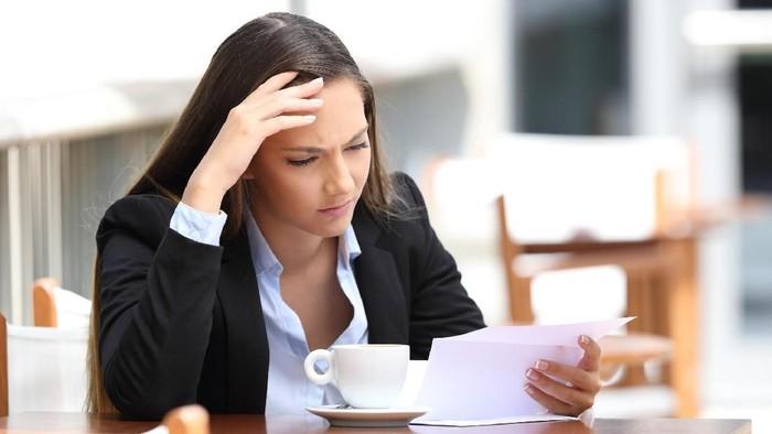 Ilustrasi wanita mencari kerja. Foto: Thinkstock