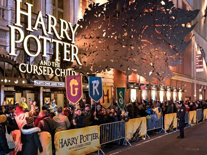 Pertunjukan teater Harry Potter and the Cursed Child