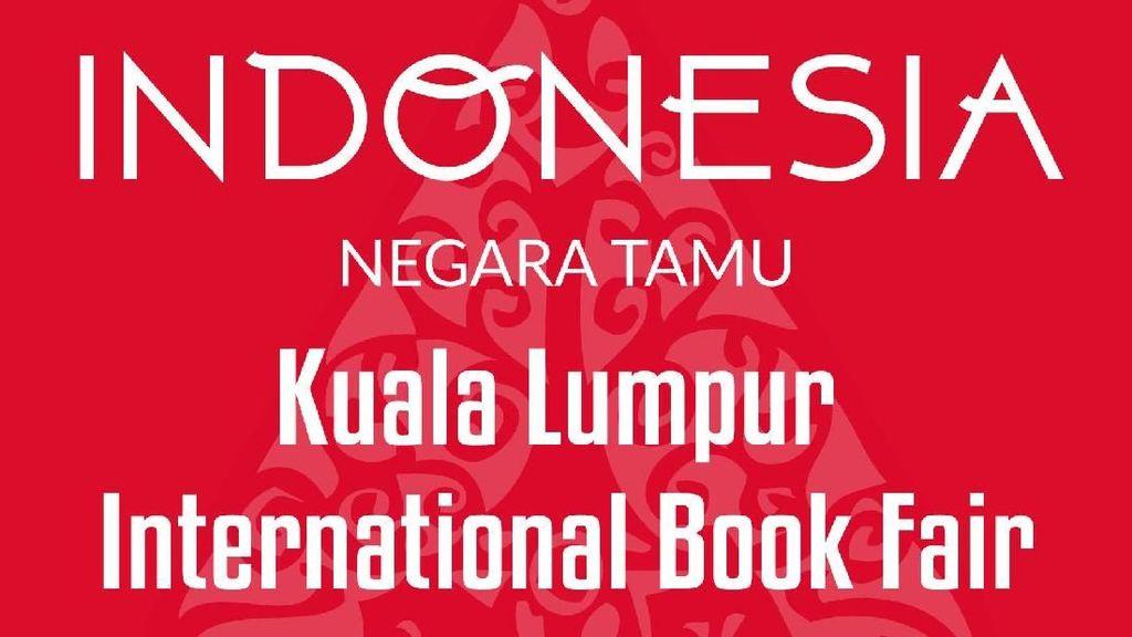 Jadi Tamu Kehormatan, Indonesia Hadirkan 11 Penulis di Kuala Lumpur