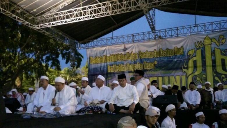 Median: Kelompok 212 Jadi Trigger Kemenangan Anies di Pilgub DKI