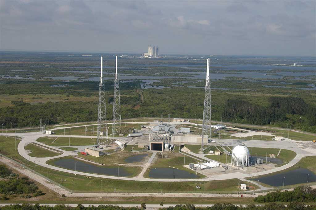Cape Canaveral merupakan salah satu situs peluncuran roket yang terletak di Florida, Amerika Serikat. (NASA)