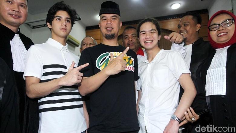 Cinta Sampai Konser, Dukungan Tak Henti Al-Dul untuk Sang Ayah /Foto: Lamhot Aritonang