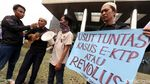 Dukung KPK Usut Tuntas Korupsi e-KTP